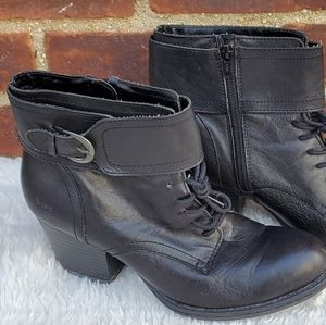 Bøc leather Ankle boots 9